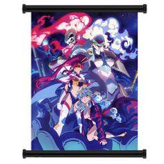 "Gurren Lagann Anime Fabric Wall Scroll Poster (16"" x 21"") Inches"