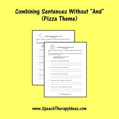 ... Worksheets on Pinterest | Vocabulary worksheets, Sentences and Speech