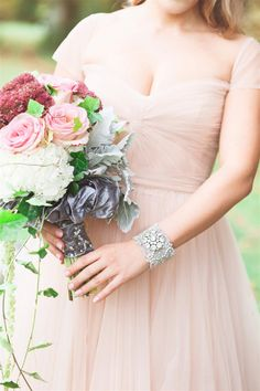 Sponsor Saturday – The Gorgeous New Collection of Bridal Accessories from Cloe Noel Designs