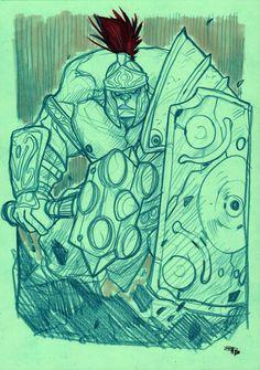 Hulk Ragnarok by DenisM79