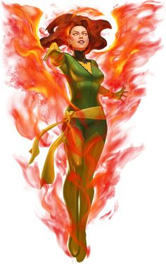 Jean Grey/Marvel Girl/The Phoenix Appreciation - Page 1476 Jean Grey Phoenix, Dark Phoenix, Phoenix Force, Marvel Women, Marvel Girls, X Men, Jean Grey Xmen, Spiderman Girl, Phoenix Marvel