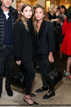 Mary-Kate and Ashley Olsen - Page 38 - the Fashion Spot