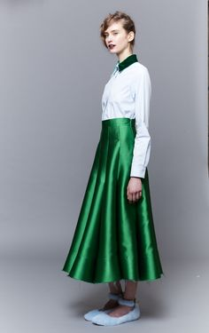 Natasha Zinko 2015 Fall/Winter Trunkshow Look 16 on Moda Operandi