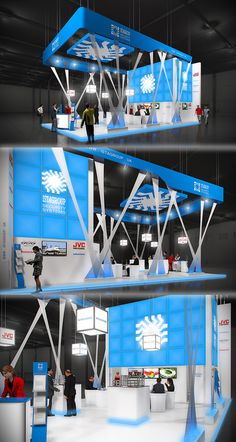 Lets stretch the idea of a exhibit booth with the creativity - TriadCreativeGroup.com