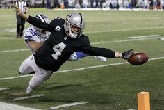 NFL: Insólito balón suelto mantiene con vida a Cowboys