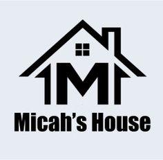 Micah House Logo Design