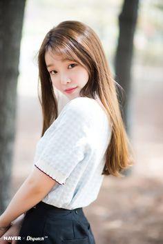 Kpop Girl Groups, Korean Girl Groups, Kpop Girls, Beautiful Asian Girls, Beautiful Women, Oh My Girl Yooa, Kpop Girl Bands, Get Skinny Legs, Star Magazine