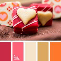 Paleta de colores №1896