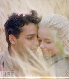 """"""" During the making of Exodus, Sal Mineo was rumoured to have fallen in love with 15-year-old actress Jill Haworth, who played the role of Karen Hansen. Suspicions were confirmed when the starlet..."""