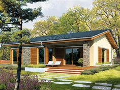 ideas exterior facade house floor plans for 2019 Modern Floor Plans, Modern House Plans, House Floor Plans, Bungalow House Design, Small House Design, Modern House Design, Modern Bungalow Exterior, Simple House Plans, Construction Cost