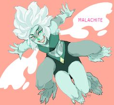 Malachite Su, Malachite Steven Universe, Fandom, Cassie, Fictional Characters, Jasper, Potato, Cartoons, Gems