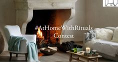 Design a mood board with your 5 favourite Rituals home products, use #AtHomeWithRituals in the name of your board and have a chance to win our exclusive Home Box filled with our latest home essentials!