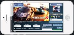 Asphalt 8 Hack Cheat Tool [ASPHALT 8 AIRBORNE Generator for android and ios] http://www.hackcheatz.com/asphalt-8-hack-cheat-tool-asphalt-8-airborne-generator-for-android-and-ios/  #asphalt8hack