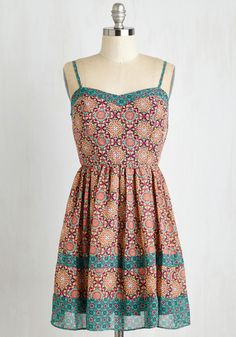 Searching for Seashells Dress, #ModCloth