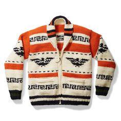 www.Filson.com   Men's Cowichan Sweater - Eagle   Filson