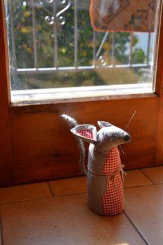 topolino fermaporta!