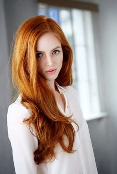 Hot innocent redhead