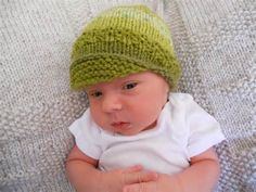 knitted baby hats - Bing Images