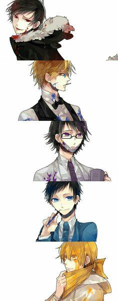 Durarara!! | Characters