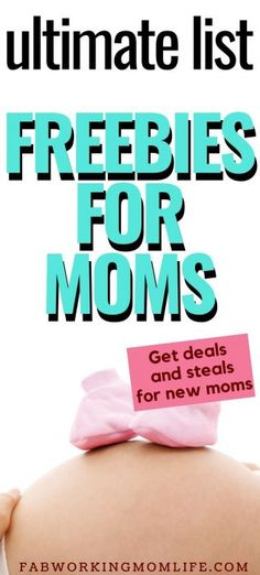 The Ultimate List of Free Baby Stuff for New Moms - if you're pregnant and looking for freebies for new and expecting mothers, check out this fantastic list of free and cheap baby stuff! Cheap Baby Stuff, Free Baby Stuff, Babies Stuff, Pregnancy Health, Pregnancy Tips, Baby Freebies, Raising Godly Children, Newborn Essentials, Natural Birth