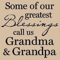 Sayings about grandma and grandpa - http://todays-quotes.com/?p=15492