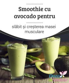 Healthy Drinks, Healthy Recipes, Smoothie Fruit, Natural Detox Drinks, Sugar Detox, Eat Smart, Health Snacks, Dental Health, Protein Shakes