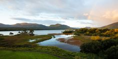 Sunrise in Killarney - Photography by Benjamin Hubert Ireland, Sunrise, National Parks, River, Pictures, Photography, Outdoor, Photos, Outdoors