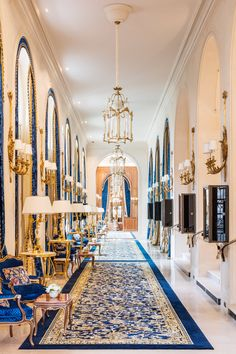 After a renovation that kept its doors shut for nearly four years, the Ritz Paris is reopening June 6.