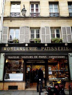 Boulangerie Cukrászda - Marais, Párizs
