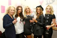 Lauren's Way Salon Launch 2012