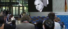 Έριδες γύρω από την κηδεία του Χέλμουτ Κολ ~ Geopolitics & Daily News