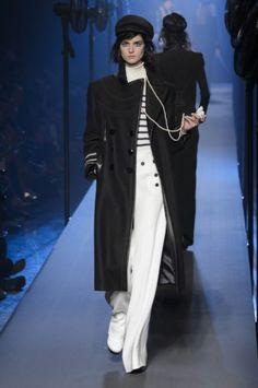 Défilé Jean Paul Gaultier Haute Couture Automne Hiver 2015 2016 Paris
