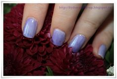 NOTD: Gloomy ~ By Dee make-up and more