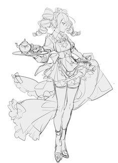 Sketch Manga, Manga Drawing, Drawing Sketches, Art Drawings, Estilo Anime, Art Poses, Anime Kunst, Art Reference Poses, Manga Illustration