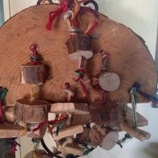 #Macaw #BirdToys #ParrotToys #SmallFryzPets #56 Extra Large Natural Wood Mega-Boredom Buster Parrot Toys, Boredom Busters, Bird Toys, Pet Toys, Natural Wood, Pets, Nature, Accessories, Naturaleza