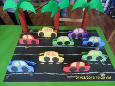 road car craft for kıds      funnycrafts