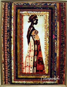 By a French quilter