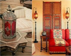 AuBergewohnlich Orientalische Lampen Als Origineller Akzent Im Interieur