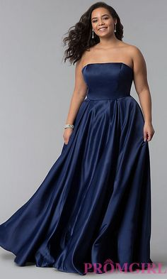 74 best Plus Size Prom images on Pinterest in 2018   Beautiful ...