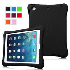 CASEBOT KIDDIE LIGHT CASE FOR APPLE IPAD AIR (IPAD 5) - BLACK Requested free sample