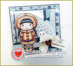 La-La Land Crafts Inspiration and Tutorial Blog: Club La-La Land Crafts OCTOBER 2015 Kit Showcase - Week 1