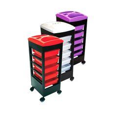 Friseursalon Arbeitswagen in 4 versch. Farben - günstig bei Friseurzubehör24.de // Sie interessieren sich für dieses Produkt