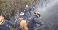 En 2015, incendios de bosques en Quindío costaron $2.229 millones