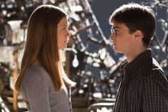 Ginny and Harry.