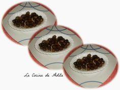 La Cocina de Adita: Aceitunas  aliñadas caseras