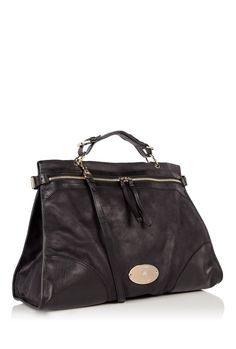 mulberry oversized satchel