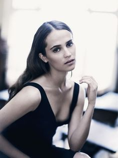 Why Alicia Vikander could be the actress to watch in 2015 - Telegraph