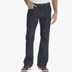 Men's Levi's® 527™ Slim Bootcut Jeans, Size: 42X30, Blue