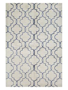 Modern Lace Hand-Tufted Rug from Rug Guide: Find the Perfect Size & Style on Gilt