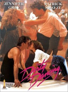 Dirty Dancing-Patrick Swayze is the man every man should be like, a man who wasn't afraid to show his sensitive side and he could dance too. Bambi Disney, Love Movie, Movie Stars, Movie Tv, Patrick Swayze, 80s Movies, Great Movies, Dance Movies, Nostalgia
